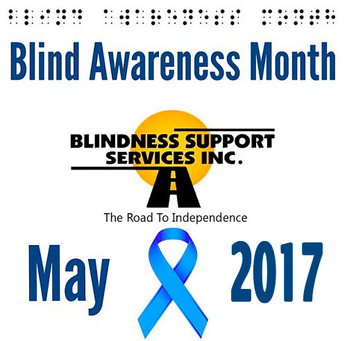 Blind Awareness Logo
